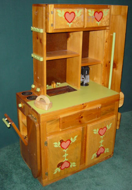 My Play Kitchen 169 Martin Dollhouses