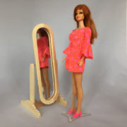 Cheval-Mirror-w-Barbie