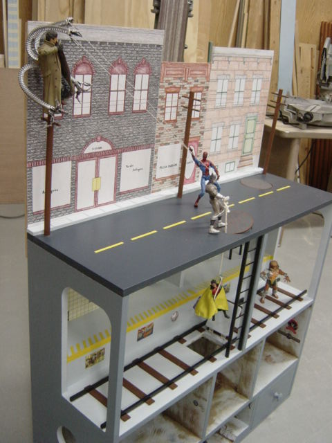house telephone wiring action figure city   for boys  amp  girls martin dollhouses home telephone wiring block diagram action figure city   for boys  amp  girls martin dollhouses