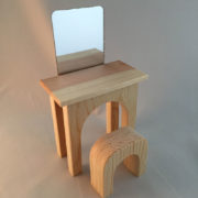 Vanity-and-chair