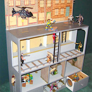 Action Figure City