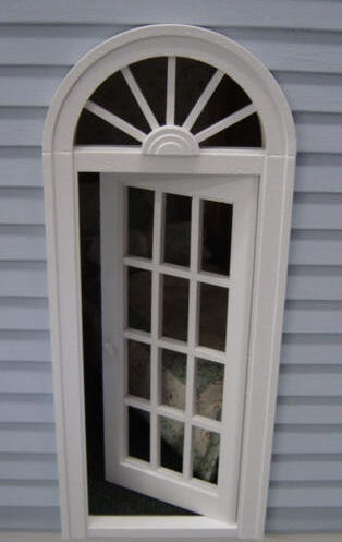 Home / Accessories & Front Door - Martin Dollhouses
